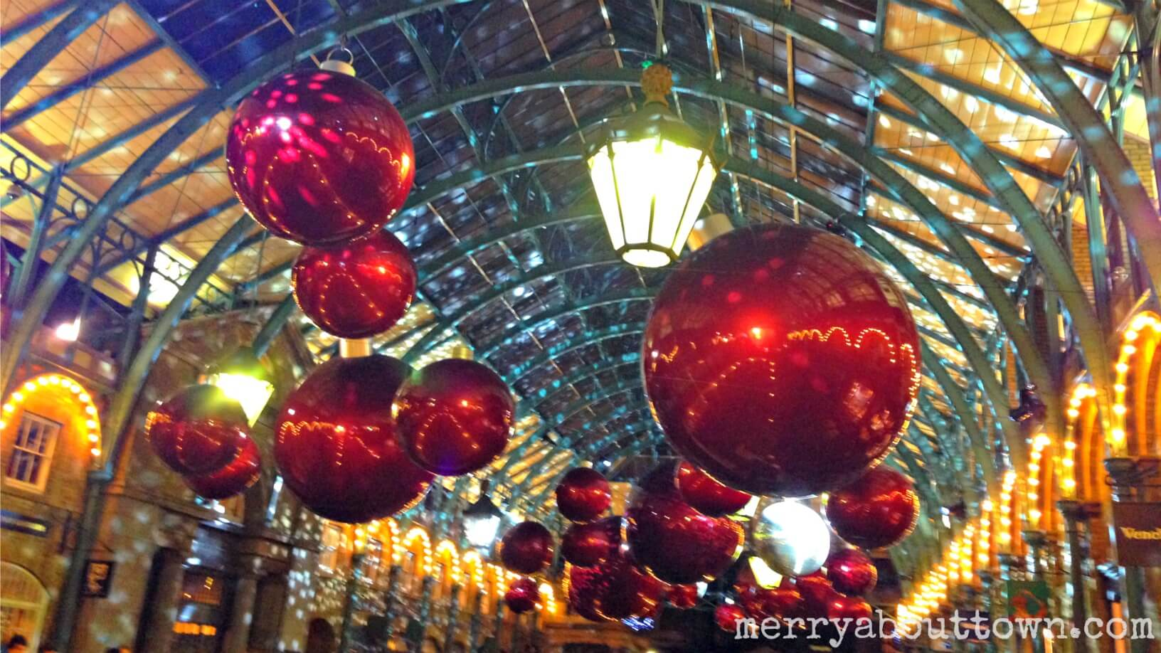 Christmas in London - Merry About Town