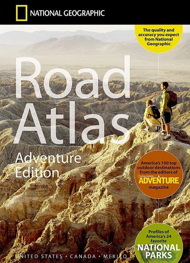Nat Geo Road Atlas
