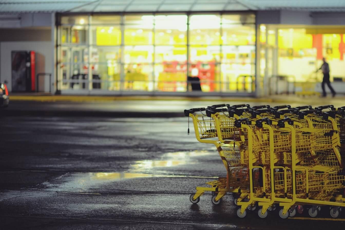 Grocery Store Savings