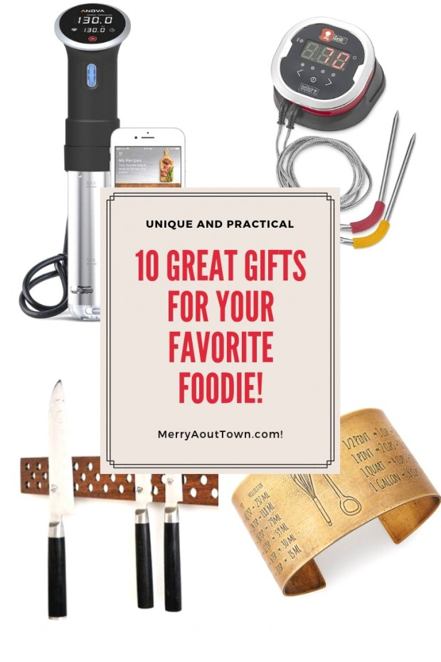 Unique and Practical Foodie Gifts
