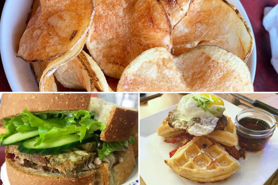 Lacombe Restaurants to Try