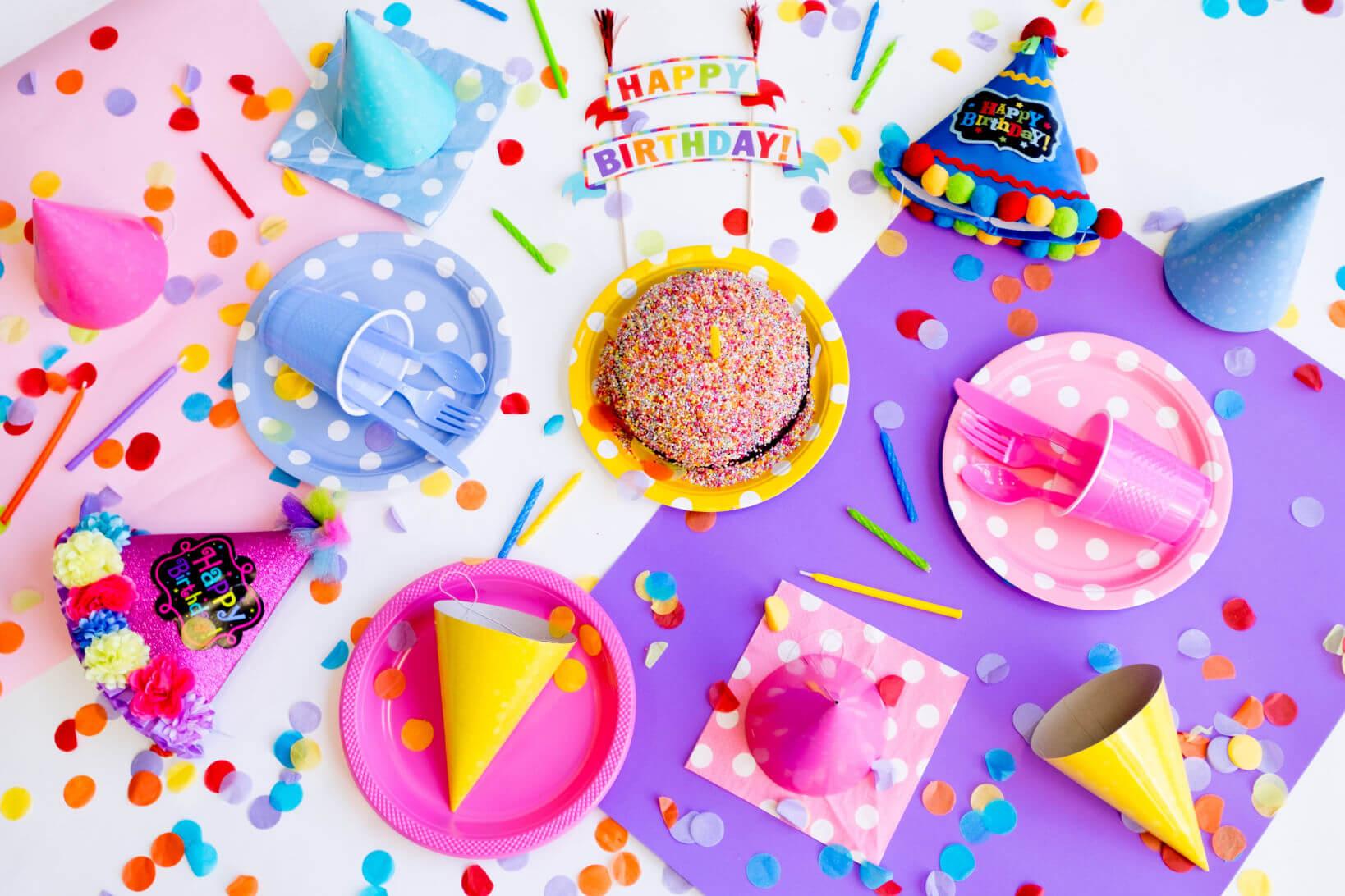 birthday party venues under $200