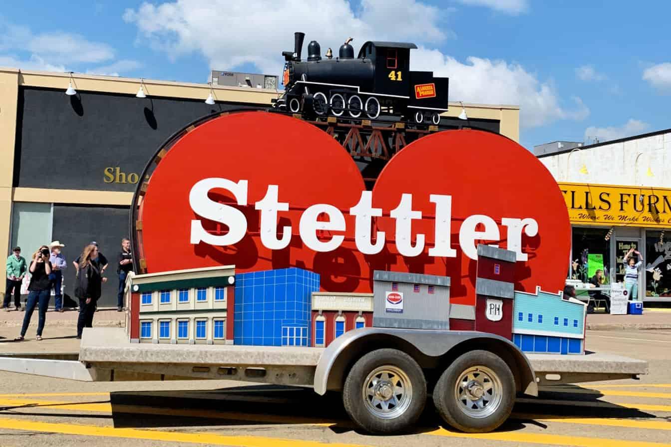 Stettler Heart of Alberta