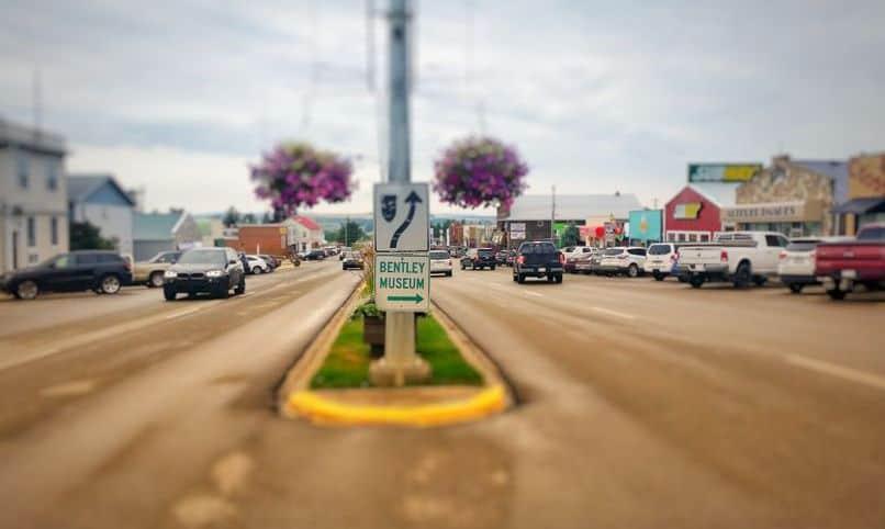 Bentley Main Street Summer 2018
